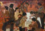 Hành trình đồ họa Việt Nam qua ba thế hệ họa sĩ