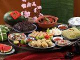 Gợi ý du lịch cho người ăn chay trong tháng Giêng