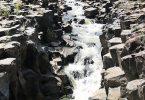 Ấn tượng suối đá đĩa cổ ở Gia Lai