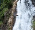 The highest waterfall in Vietnam's Central Highlands