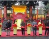 Thang Long Imperial Citadel opens for Tet