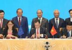 Vietnam Trade Union and Officials cooperated with the Ministry of Home Affairs